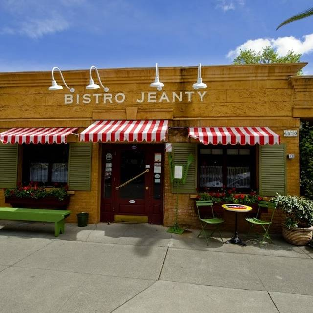 Bistro Jeanty, Yountville, CA