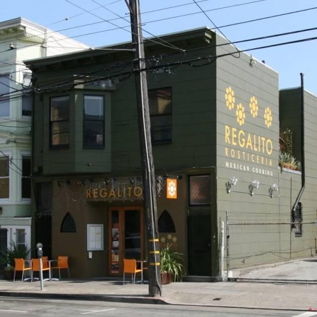Regalito Rosticeria, San Francisco, CA