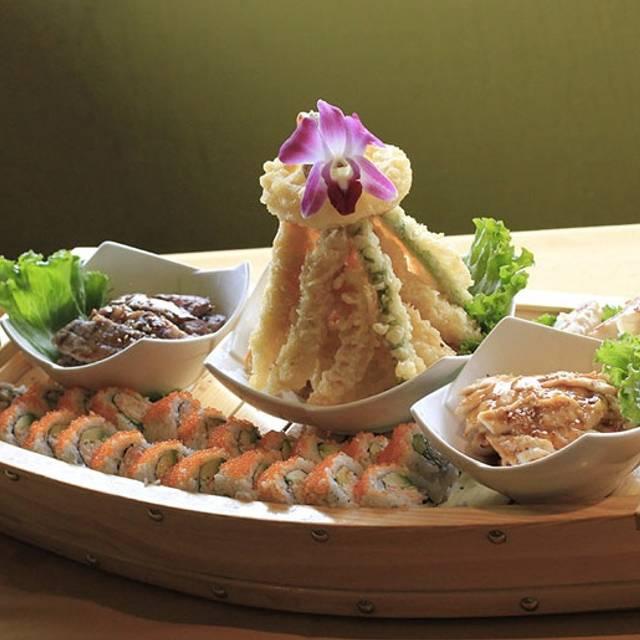 MIZU Sushi Bar & Grill, San Jose, CA