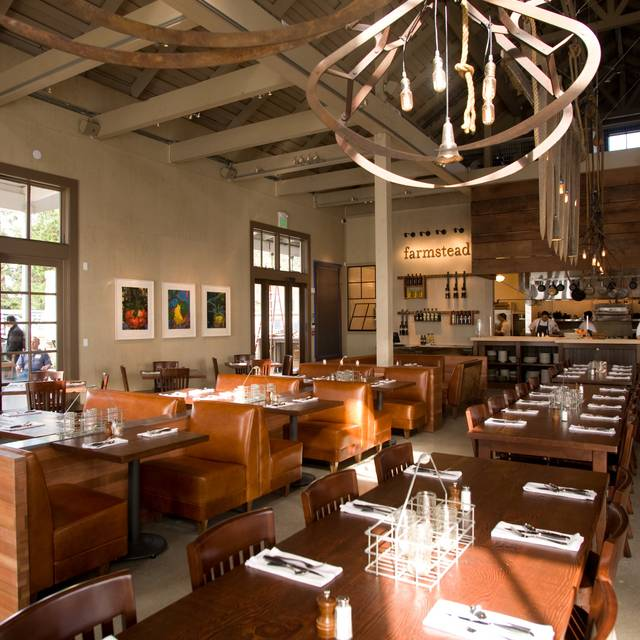 Farmstead At Long Meadow Ranch Restaurant St Helena CA OpenTable - Open table st helena