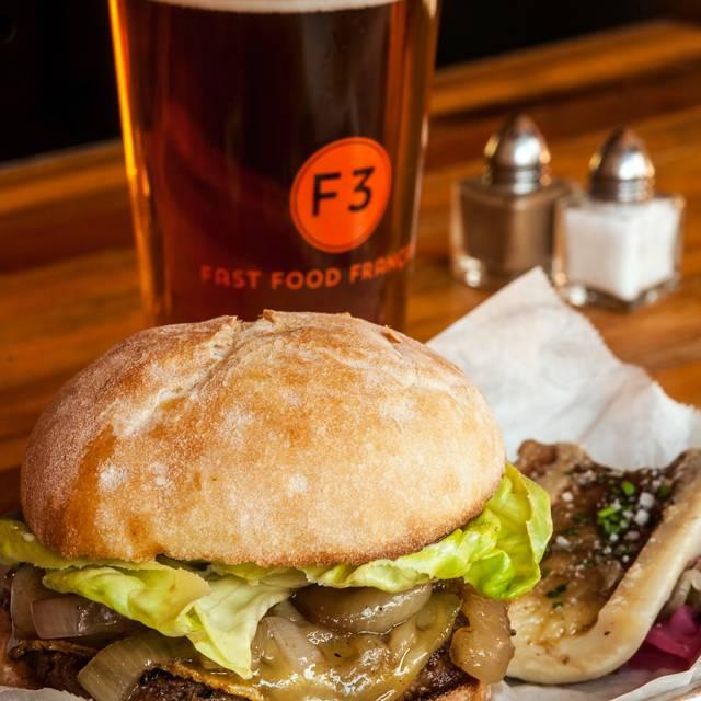 Fast Food Francais, Sausalito, CA