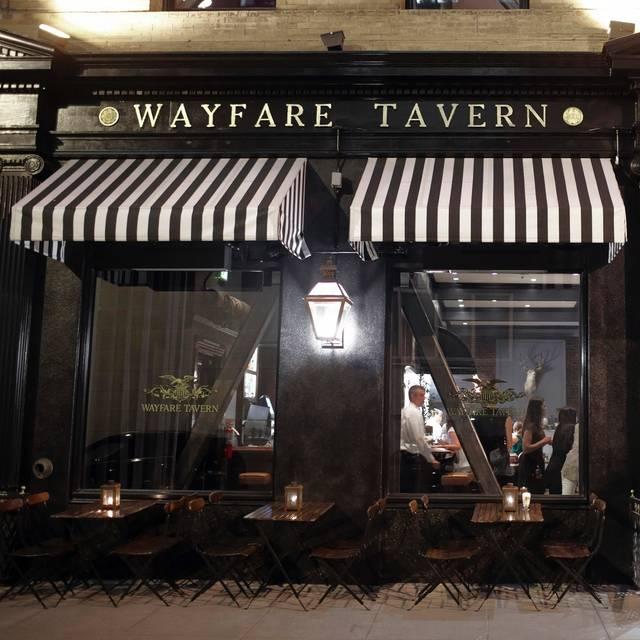 Kitchen Stools London Ontario: Wayfare Tavern Restaurant - San Francisco, CA