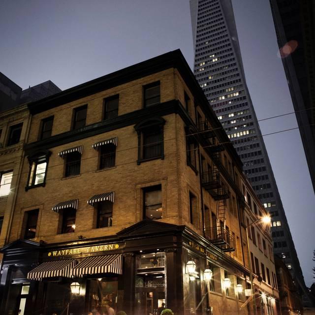 Wayfare Tavern, San Francisco, CA