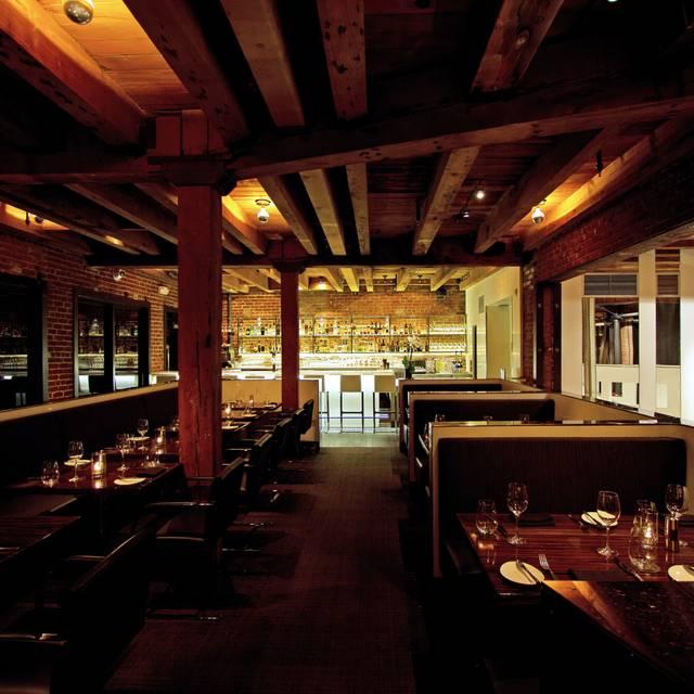 25 Lusk Restaurant San Francisco Ca Opentable