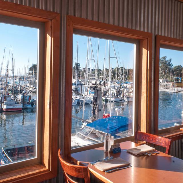 Johnny's Harborside, Santa Cruz, CA
