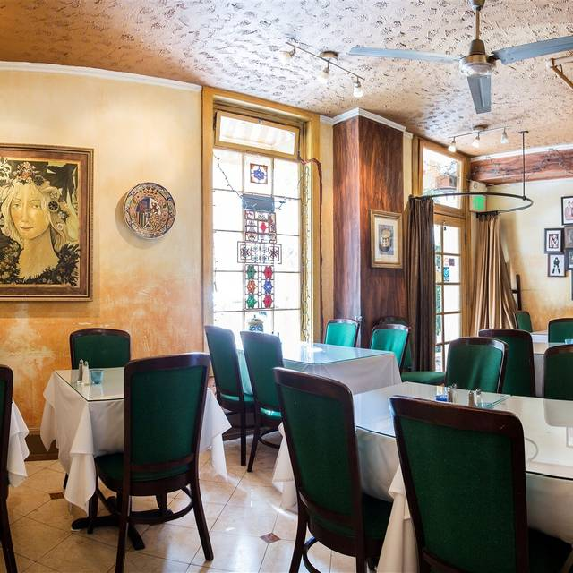 Colombini Italian Cafe & Bistro - Nob Hill Hotel, San Francisco, CA
