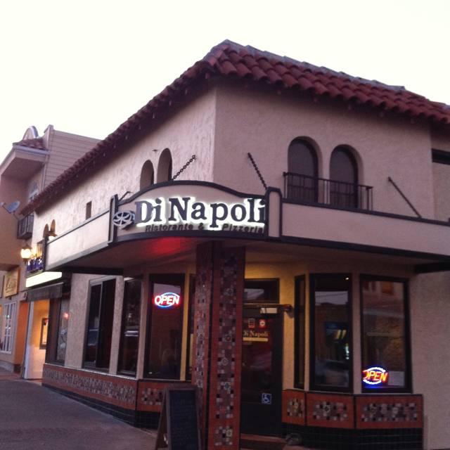 Di Napoli Ristorante & Pizzeria, South San Francisco, CA