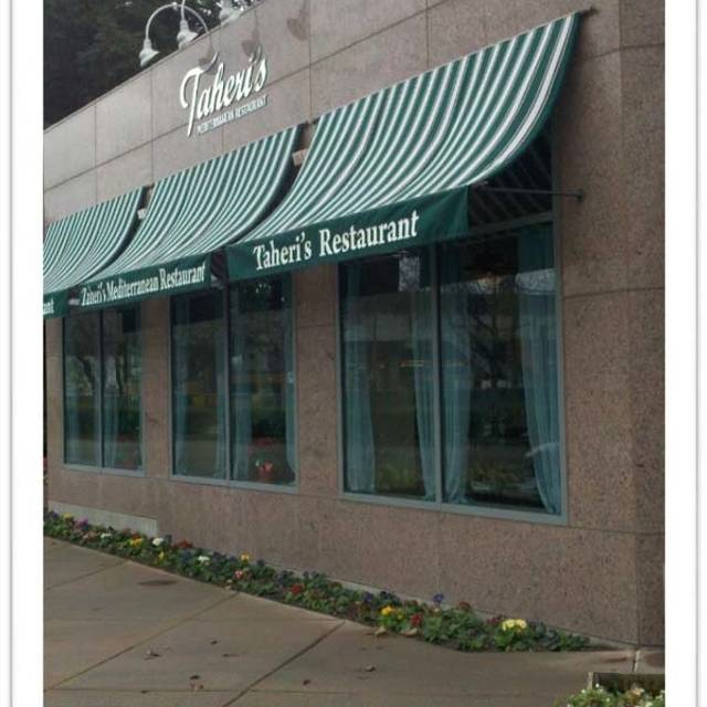 Taheri's Mediterranean Restaurant, Walnut Creek, CA