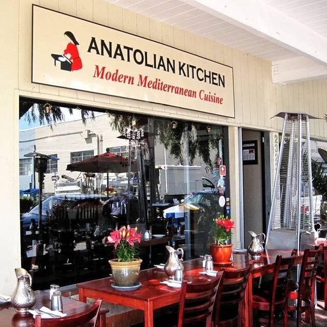 Anatolian Kitchen Restaurant - Palo Alto, CA | OpenTable