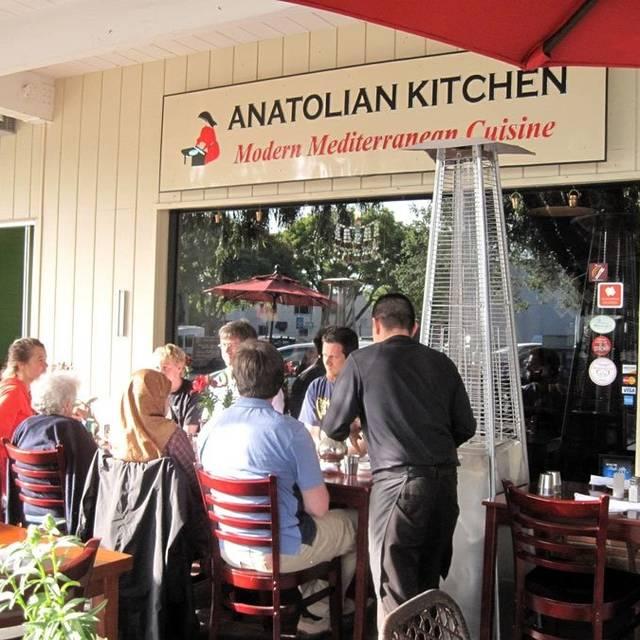 Anatolian Kitchen, Palo Alto, CA