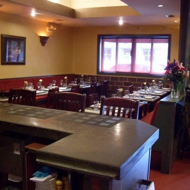 Baci Cafe & Wine Bar - Healdsburg, Healdsburg, CA