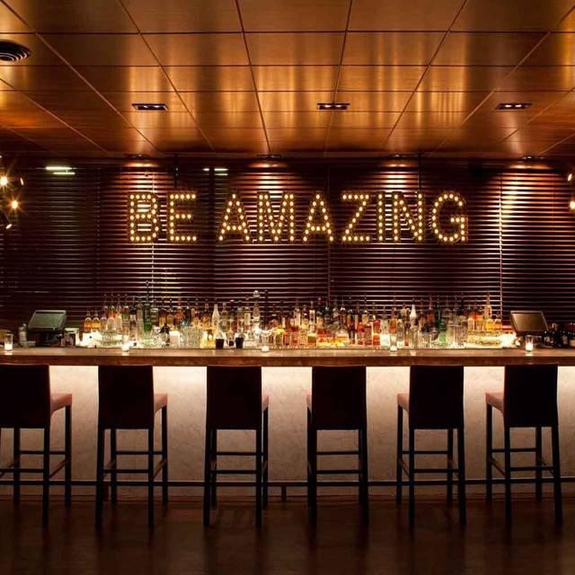 Chambers Eat + Drink, San Francisco, CA
