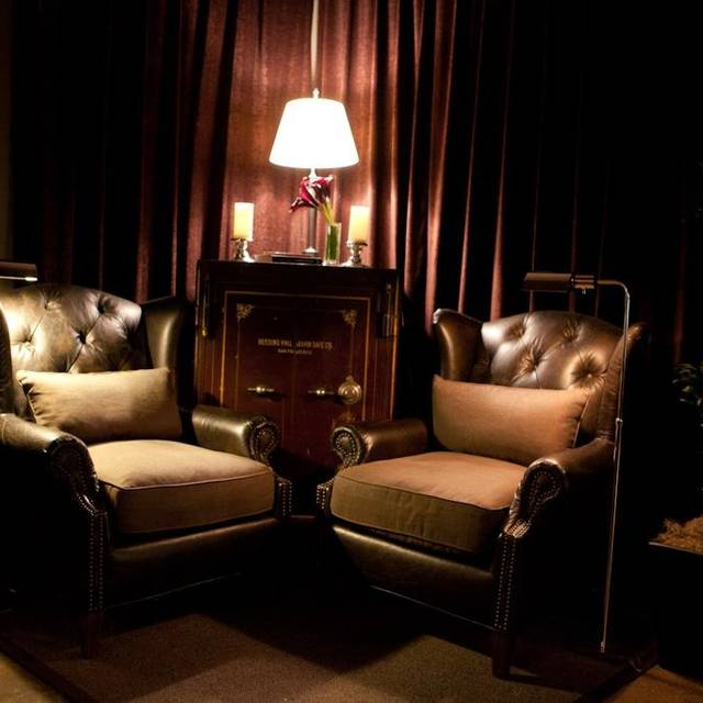 Burritt Room & Tavern - Mystic Hotel, San Francisco, CA