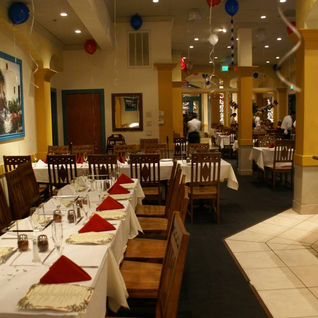 Santorini Restaurant, Danville, CA