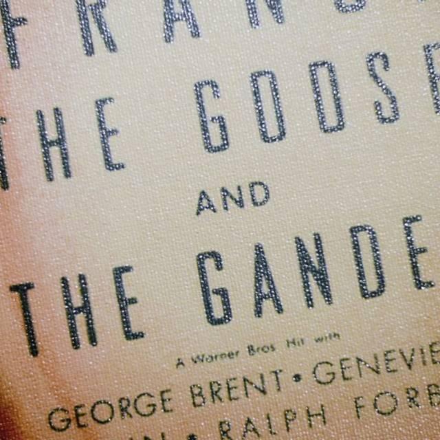 Goose & Gander, St. Helena, CA