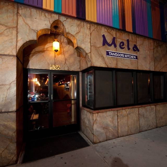 Mela Tandoori Kitchen Restaurant San Francisco Ca Opentable