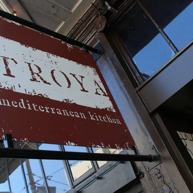 Troya, San Francisco, CA