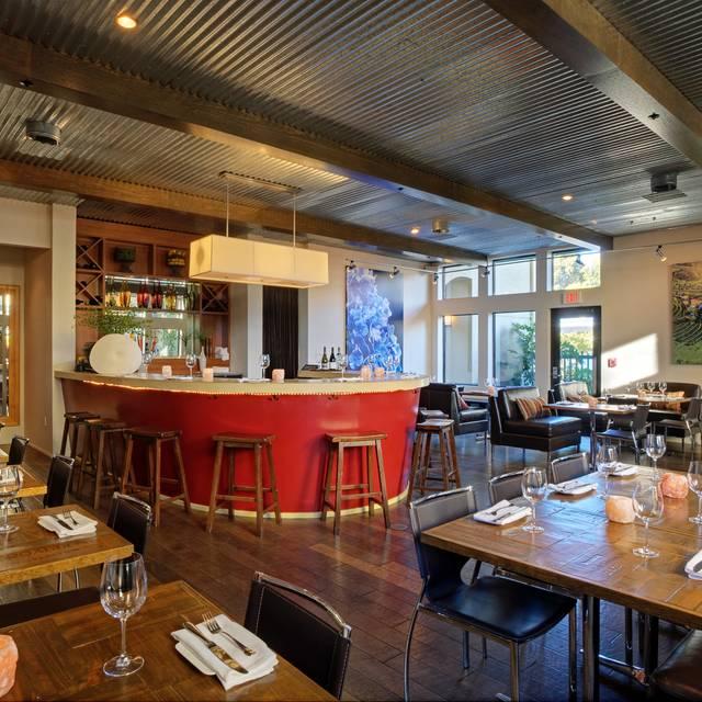 Cafe Lucia, Healdsburg, CA
