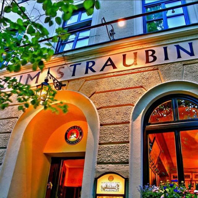Wirtshaus zum Straubinger, München, BY