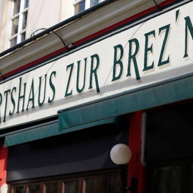 Wirtshaus Zur Brez'n, München, BY