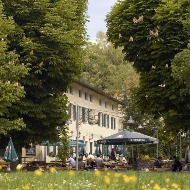 Alter Botanischer Garten Stadt Zürich: St.Emmeramsmühle Restaurant - München, BY