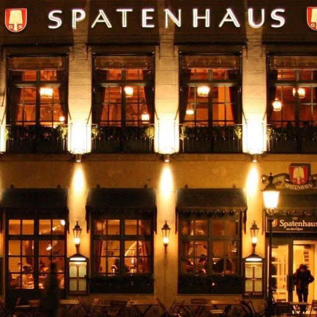 Spatenhaus an der Oper (gut bürgerlich) EG, München, BY