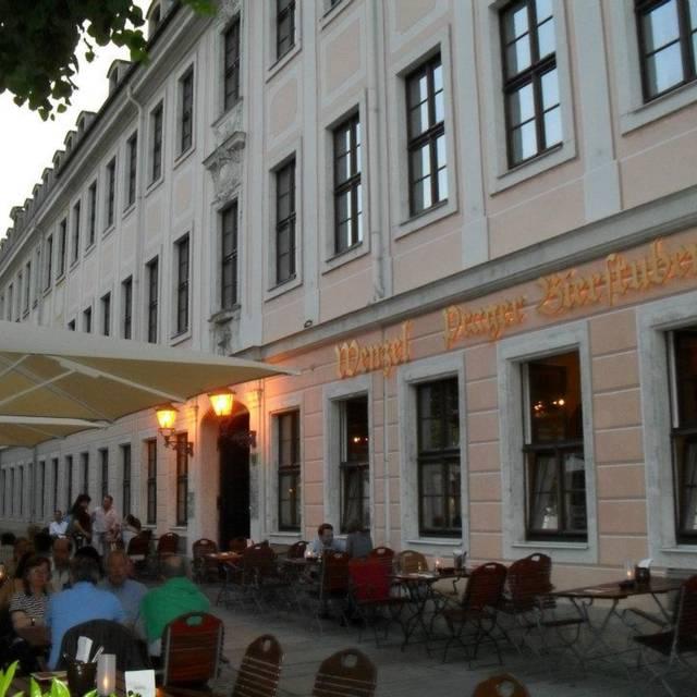 Wenzel Prager Bierstuben Dresden, Dresden, SN