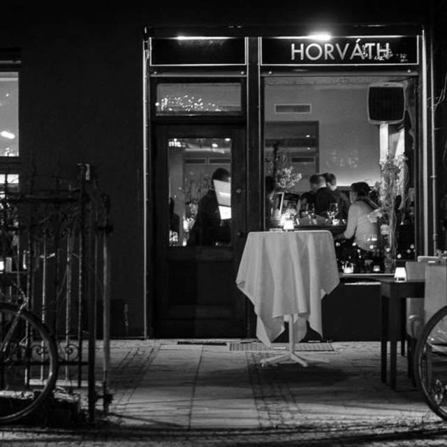 Horváth, Berlin