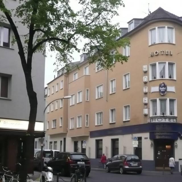 Koln Hotel Haus Schwan