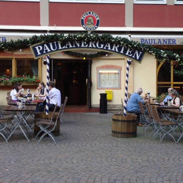 Paulaner am Dom Frankfurt, Frankfurt am Main, HE