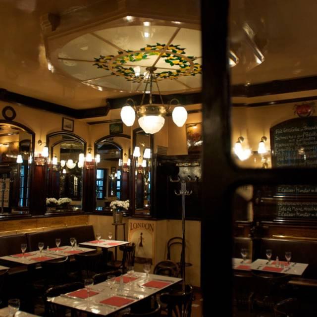 Jasper's Restaurant, Frankfurt am Main, HE