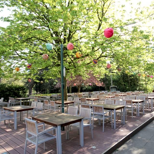 Restaurant und Parkcafé Forstbaumschule, Kiel, SH