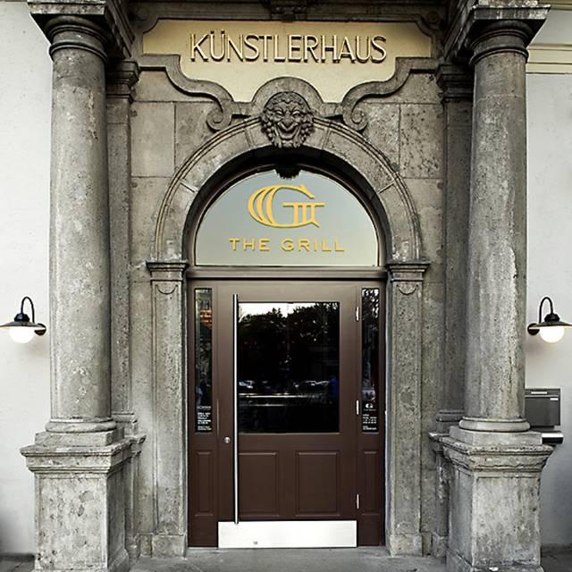 The Grill im Künstlerhaus, München, BY