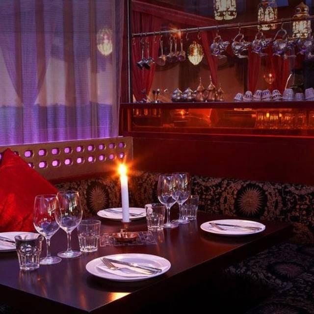Marooush Restaurant, Berlin