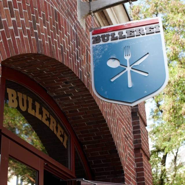 Restaurant Bullerei, Hamburg, HH