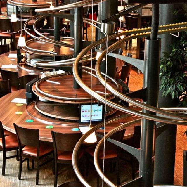 Schwerelos Das Achterbahnrestaurant Dresden Restaurant Dresden