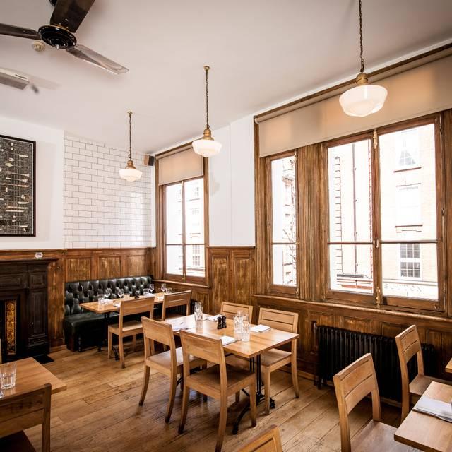 Tom's Kitchen - Chelsea, London