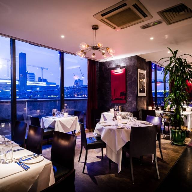 Northbank Restaurant & Bar, London