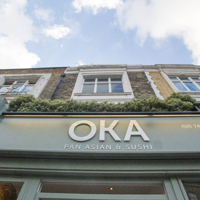 Oka Kingly Court, London