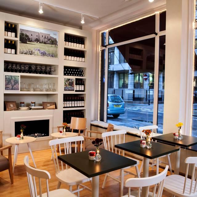 Li Veli Winery & Bistro, London