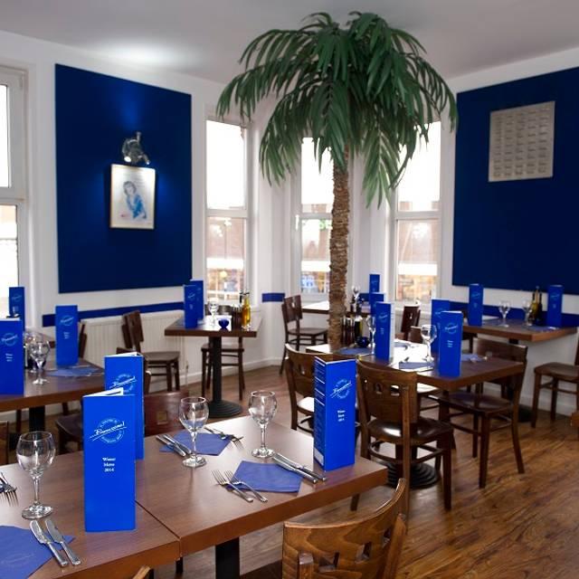 Buonissimo Restaurant, Birmingham, West Midlands