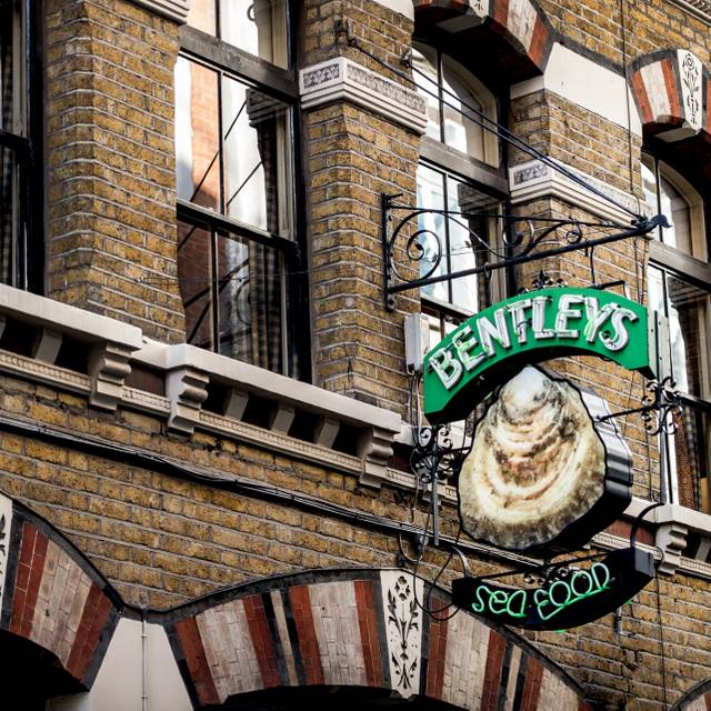 Bentley's Oyster Bar & Grill, London