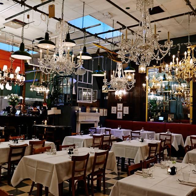 Beautiful Brunswick House #5: Brunswick House Cafe, London