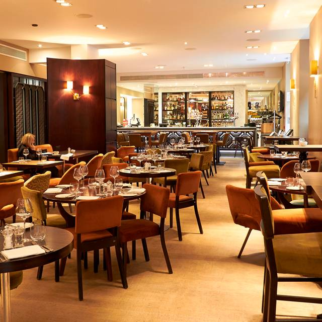 Devonshire terrace london opentable for Terrace cafe opentable