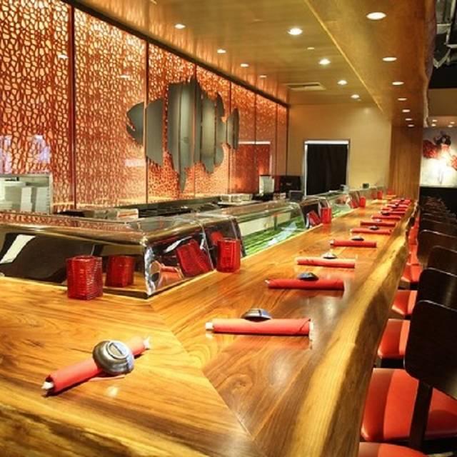 Ra Sushi Bar Restaurant Marina Del Rey Ca