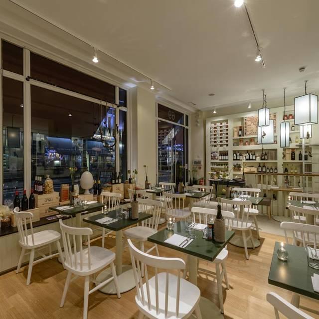 Li Veli Winery Bistro Restaurant London Opentable