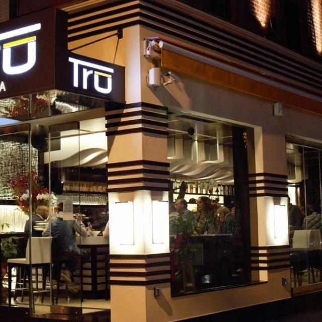 Tru Restaurant Astoria Ny Opentable
