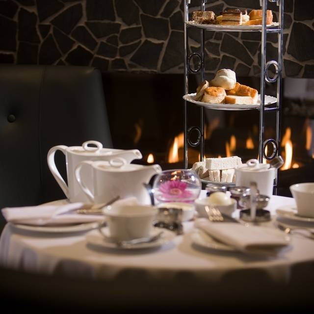 Afternoon Tea at The Belfry Hotel and Resort, Sutton Coldfield, West Midlands