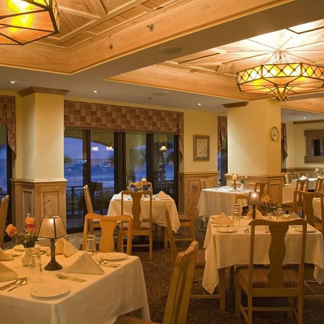 Cypress Room Island Vista Resort Restaurant Myrtle