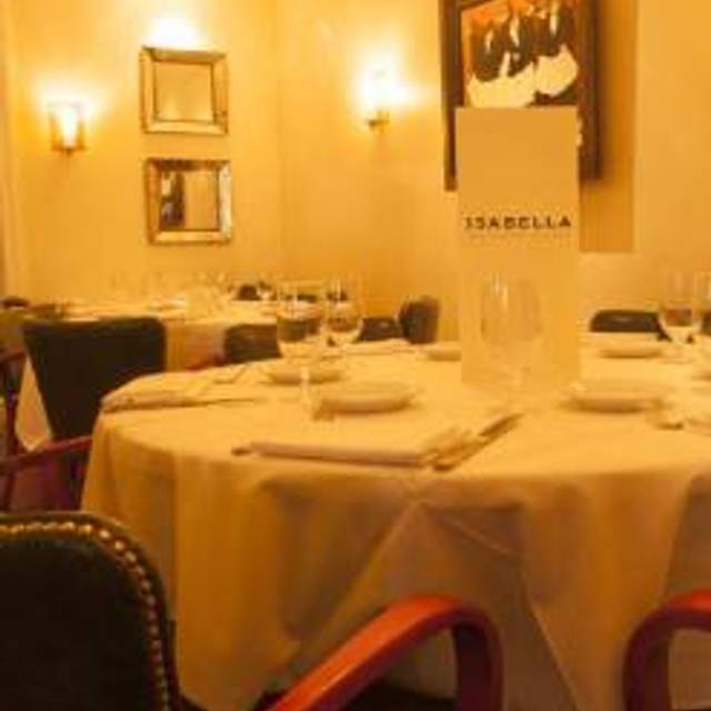 Isabella Restaurant and Bar, Wilkes-Barre, PA